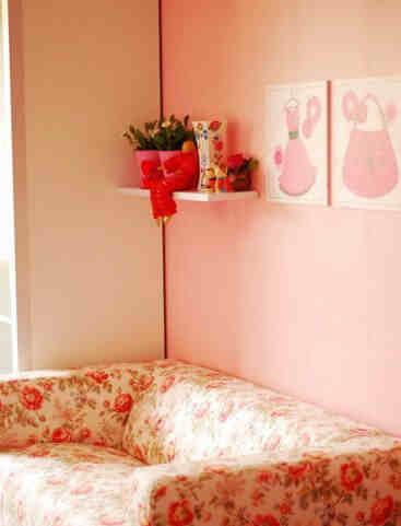 客厅家具颜色搭配方案2:欧式风格