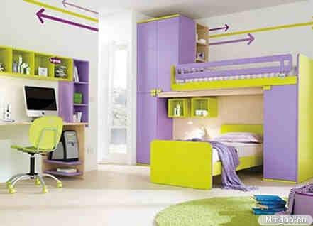 多功能組合衣柜效果圖欣賞 組合衣柜使房間風格