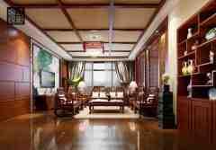 品味经典文化韵味 中式客厅装修效果图