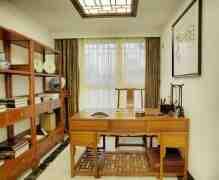 中式风格书房装修设计 品味中国文化韵味