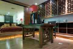 东南亚风格书房装修图片欣赏