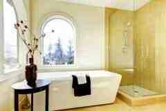 现代风格卫生间装修效果图 教你卫生间防水小知