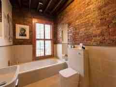 田园风格洗手间效果图 卫生间也爱上小清新
