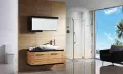 整体卫浴间装修效果图 教你卫浴间保养小知识