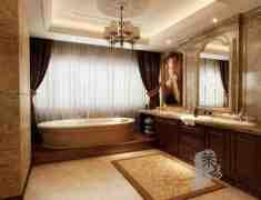 5款卫生间装修效果图 卫生间装修不再单一