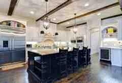 欧式厨房装修效果图 为家增添温情和幸福