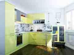 厨房装修效果图 厨房风水小贴士