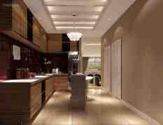厨房吧台装修效果图 让你回归浪漫生活季