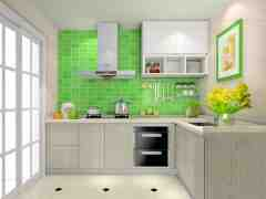 田园风格厨房装修图片 一起品尝自然淳朴的味道