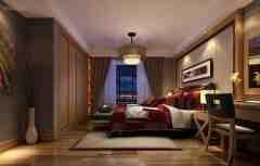 民族特色14款现代的中式卧室装修设计效果图