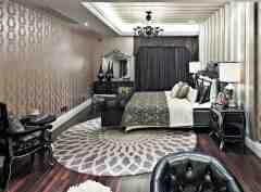 新古典风格卧室效果图 感受淡淡的复古情怀