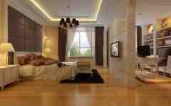卧室隔断装修效果图 教你巧妙划分卧室空间