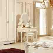 卧室梳妆台效果图 那一处美丽的角落