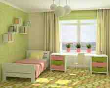 10款儿童房装修效果图推荐 让孩子的欢笑声充满