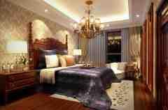 美式风格卧室效果图 全方位呈现雅居新享受