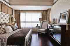 新古典主义风格卧室装修效果图 温馨浪漫让你爱