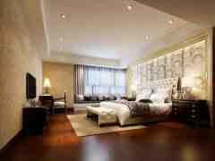 古典风格卧室装修效果图 值得你细细品味的设计