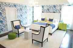 地中海风格卧室设计 让你感受阳光般的温暖