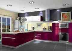 整体厨房效果图大全 打造令人印象深刻的好厨房