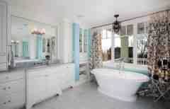 整体卫生间装修效果图推荐 塑造家庭卫生间好风